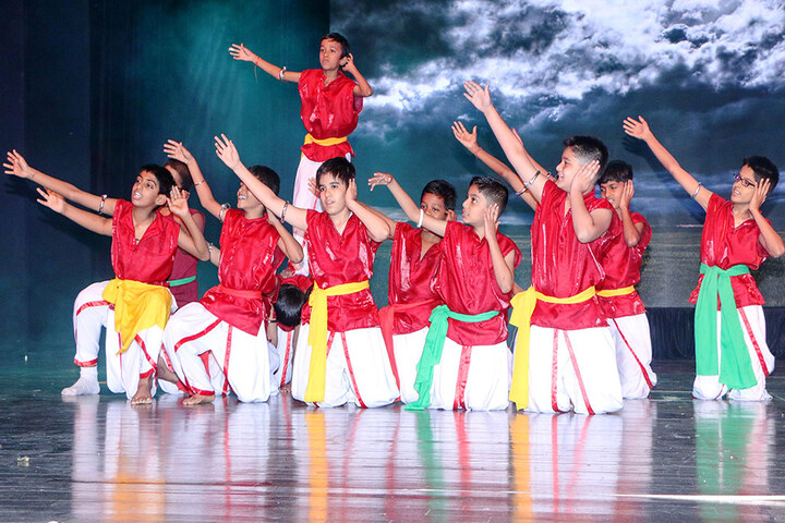 Bombay Cambridge International School-Dance