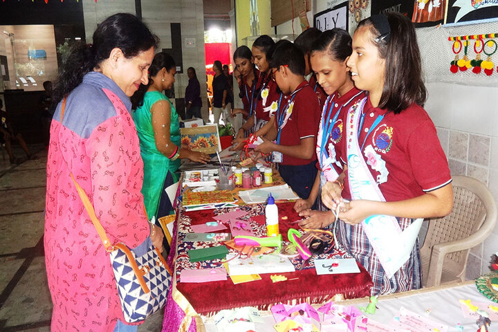 Bombay Cambridge International School-Science Fair