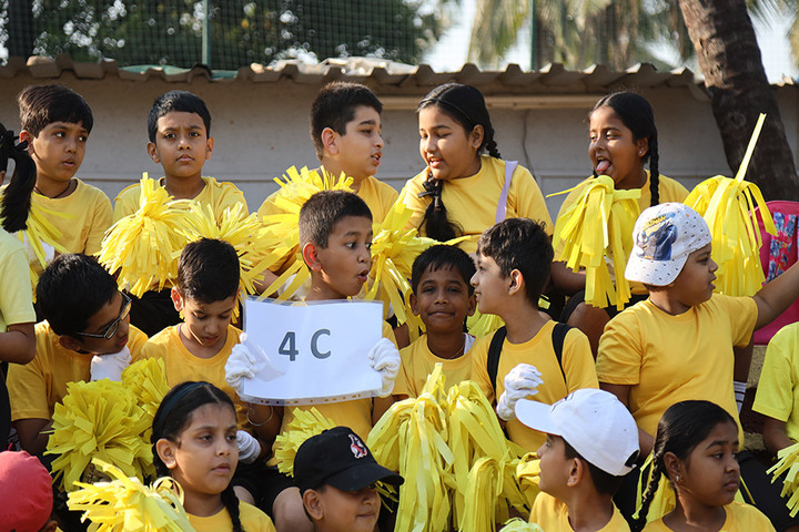 Bombay Cambridge International School-Sports Day