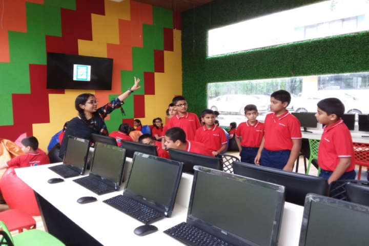 Sacred Heart School-IT Lab