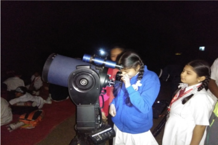 Sacred Heart School-SHS Space Watchers