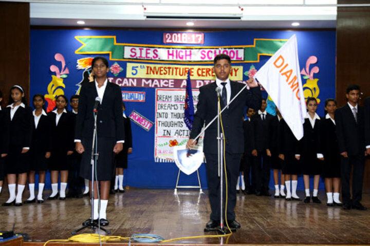 SIES High School-Investiture Ceremony