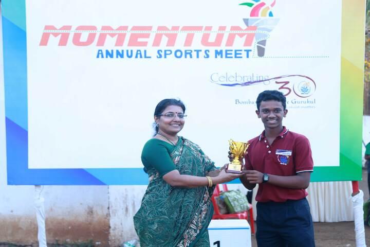 Dr S Radhakrishnan International School-Award