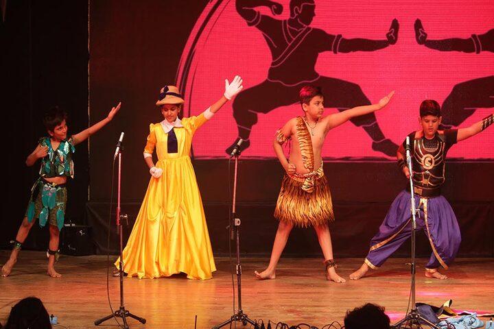 Dr S Radhakrishnan International School-Dance