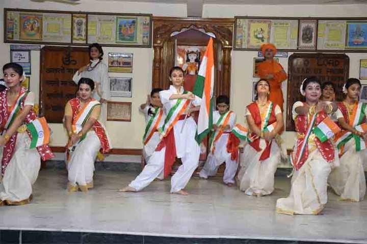 Bidya Bharati Girls High School-Independance Day