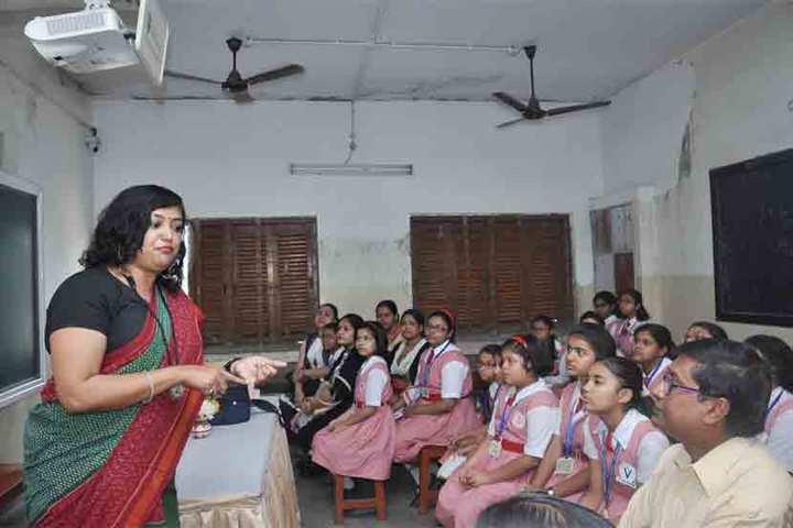 Bidya Bharati Girls High School-Workshop