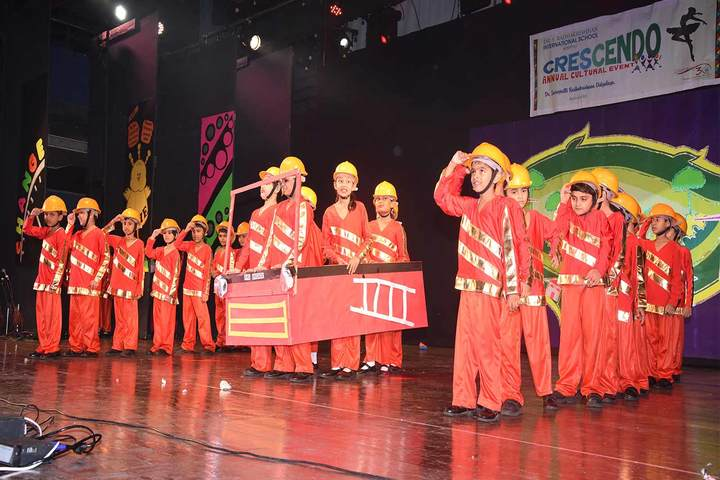 Dr S Radhakrishnan International School-Annual Day