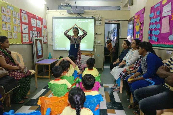 Dr S Radhakrishnan International School-Class Activity