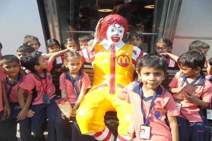 Dr S Radhakrishnan International School-School Trip