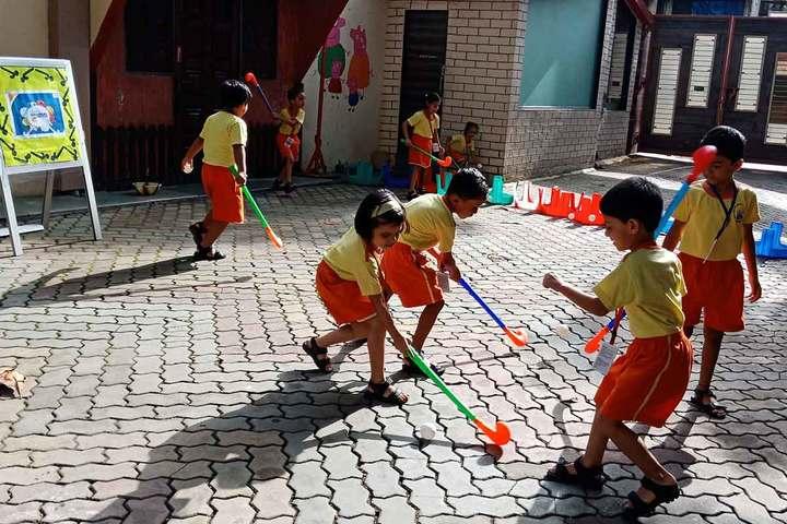 Dr S Radhakrishnan International School-Sports For Kids