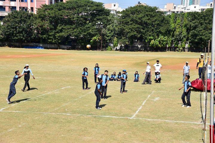 Dr S Radhakrishnan International School-Sports