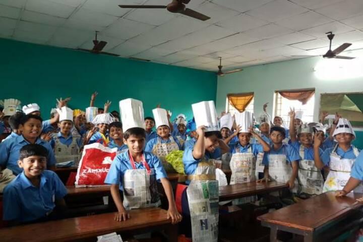 St Augustines School-Class Activity