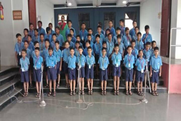 St Augustines School-Elocution