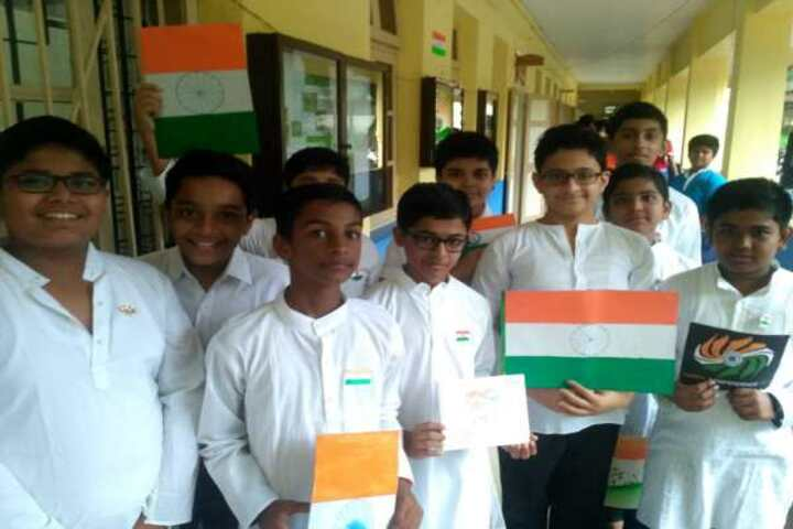 St Augustines School-Independence Day