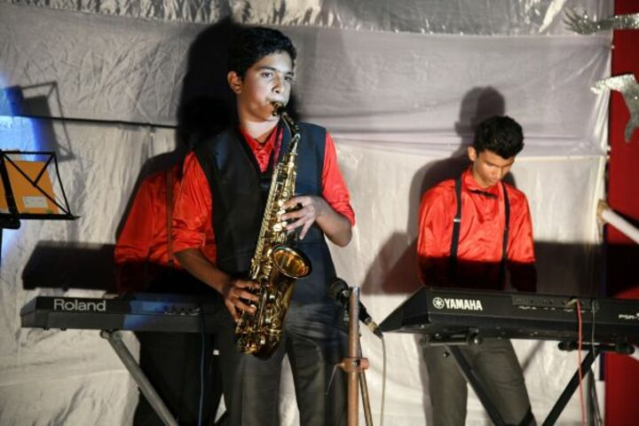 St Augustines School-Music Competition