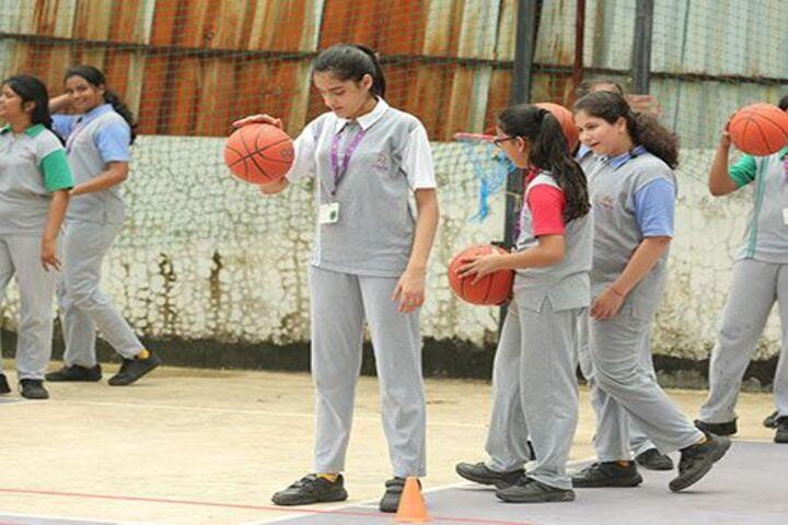 Billabong High International School-Basket Ball