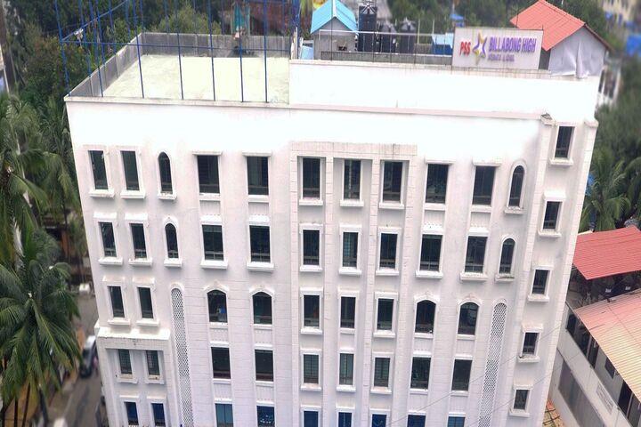 Billabong High International School-Campus
