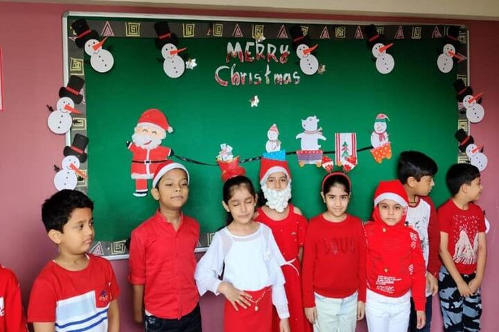 Billabong High International School-Christmas Celebrations
