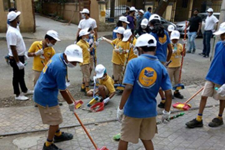 Billabong High International School-Social Activity