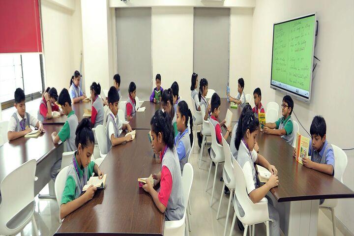 Billabong High International School-Study Room