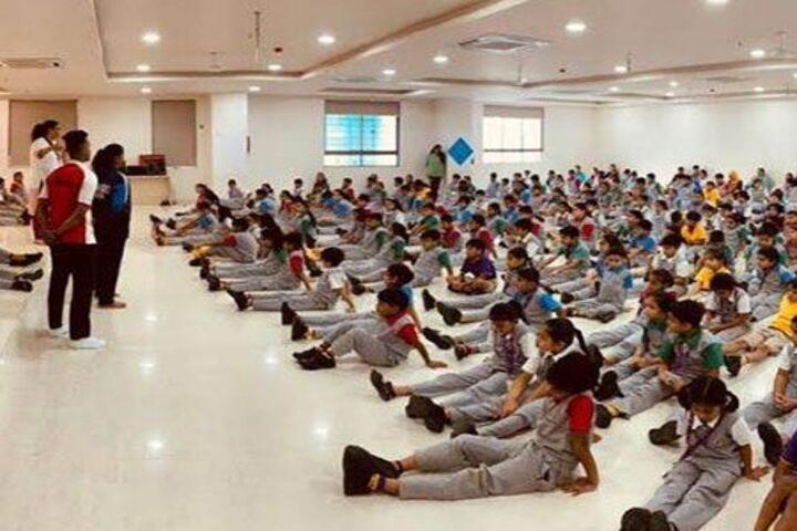 Billabong High International School-Yoga