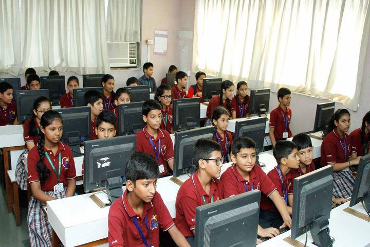 Veer Bhagat Singh International School-Computer Lab
