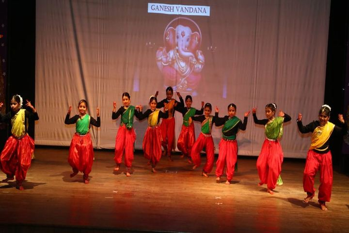 Veer Bhagat Singh International School-Dance