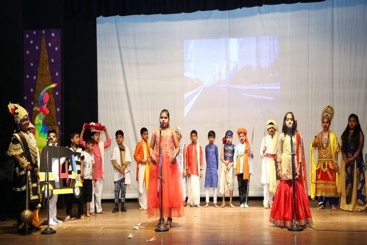 Veer Bhagat Singh International School-Drama