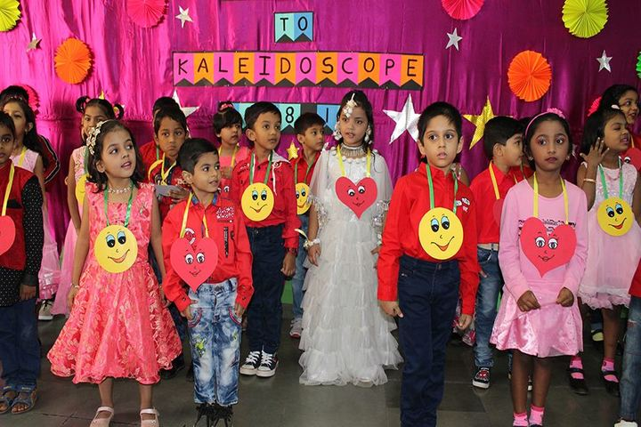 Veer Bhagat Singh International School-Kaleidoscope Activity