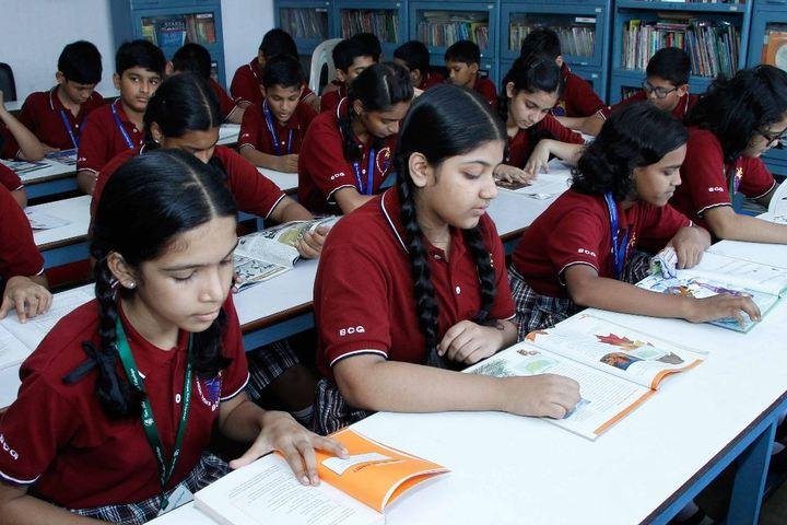 Veer Bhagat Singh International School-Library