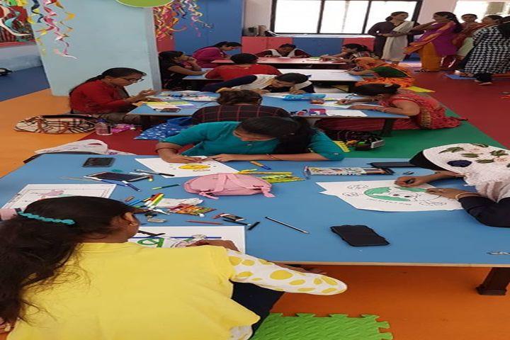 Kumkum School-Arts and Craft