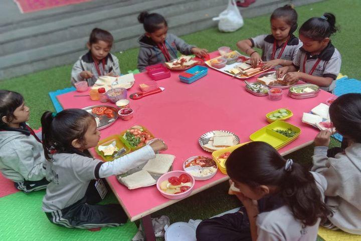 Kumkum School-Canteen