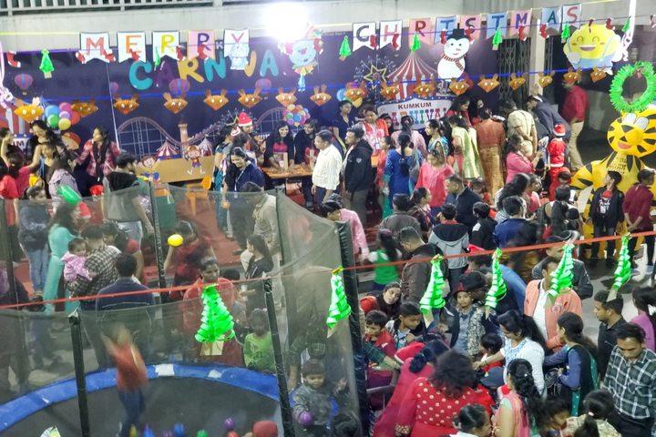 Kumkum School-Christmas Day