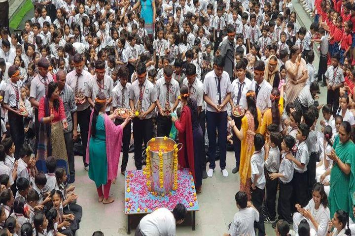 Kumkum School-Festival Celebration