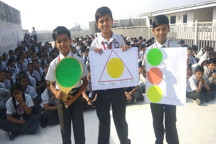 Kumkum School-Traffic Awarness