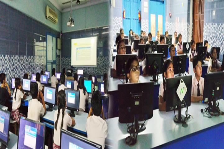 The Modern School-Computer Lab