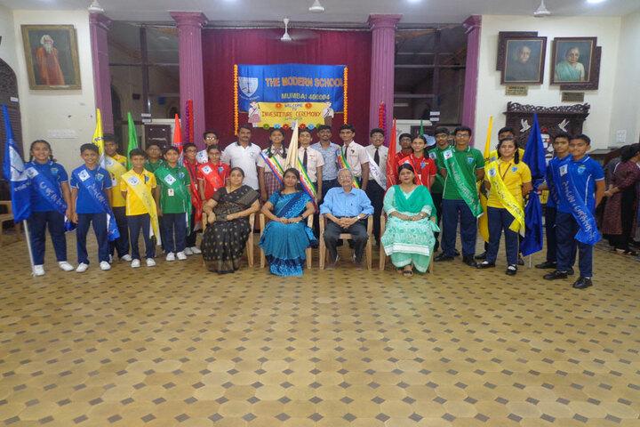 The Modern School-Council Members