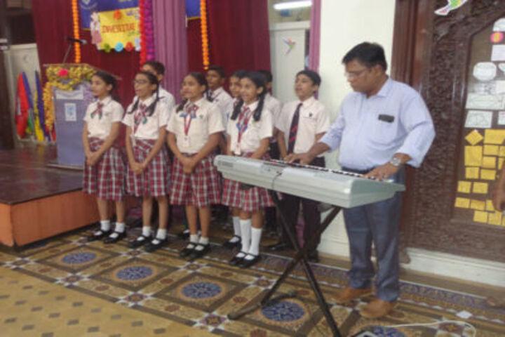 The Modern School-Singing