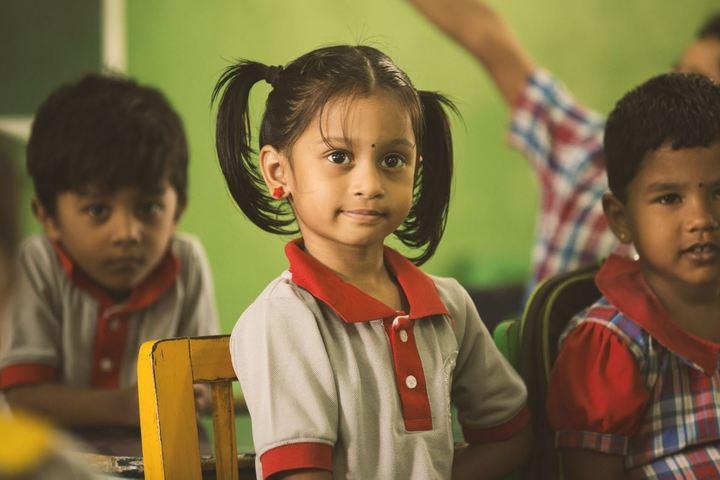AVM Rajeshwari The School-Classroom