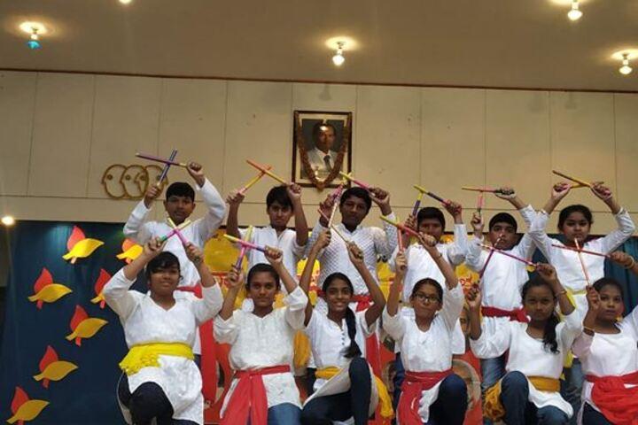 East Point School-Dance