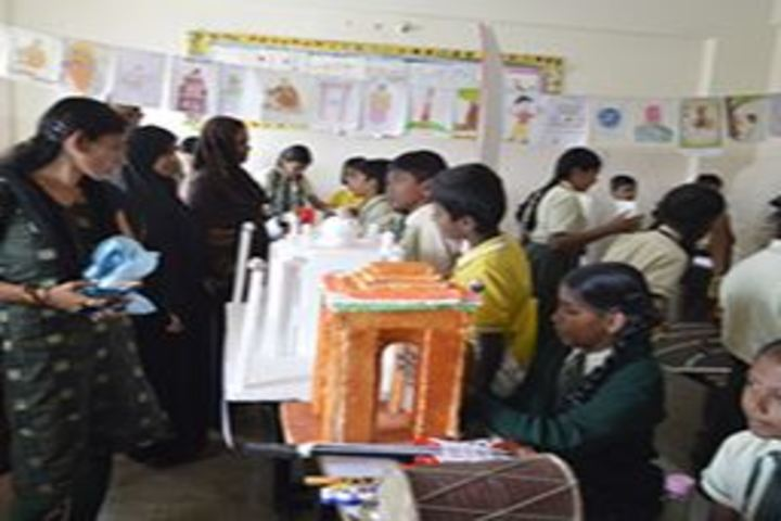 Jnana Vikas Public School-Annual Project