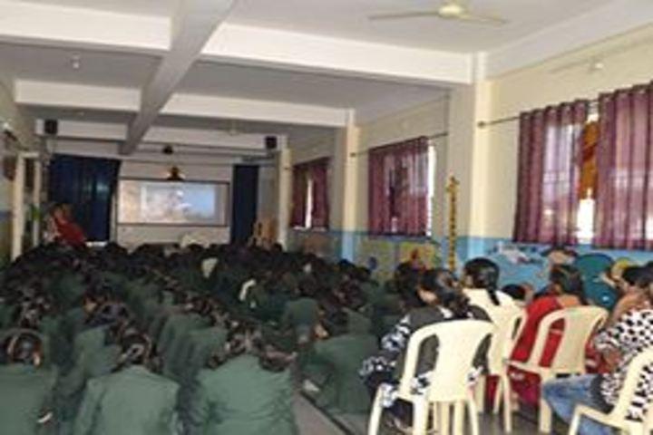 Jnana Vikas Public School-Projector