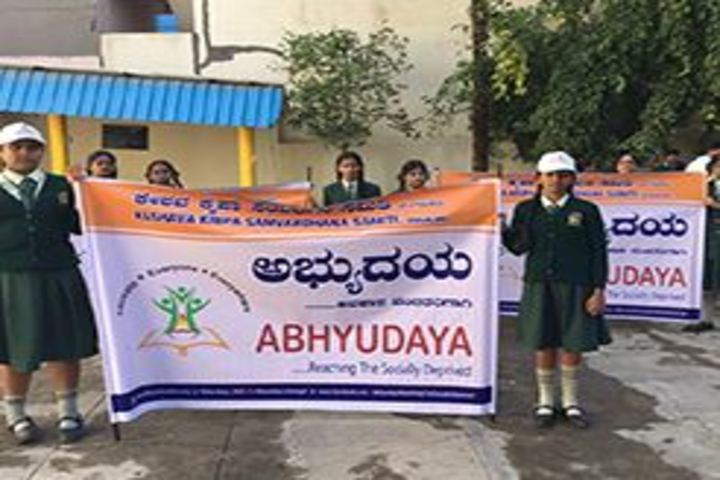 Jnana Vikas Public School-Rally