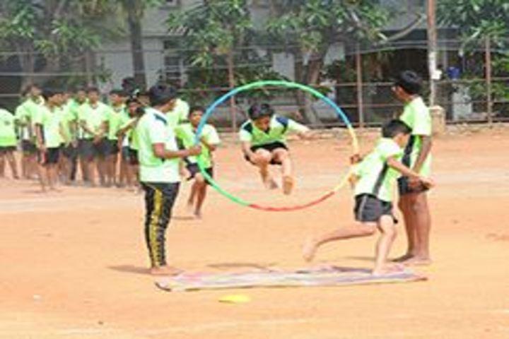 Jnana Vikas Public School-Sports