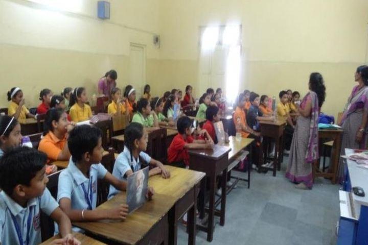 H K H Public School-Classroom