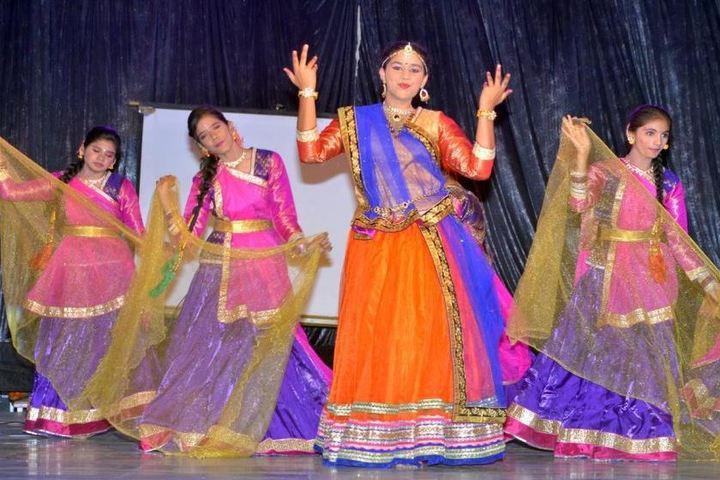 H K H Public School-Dance