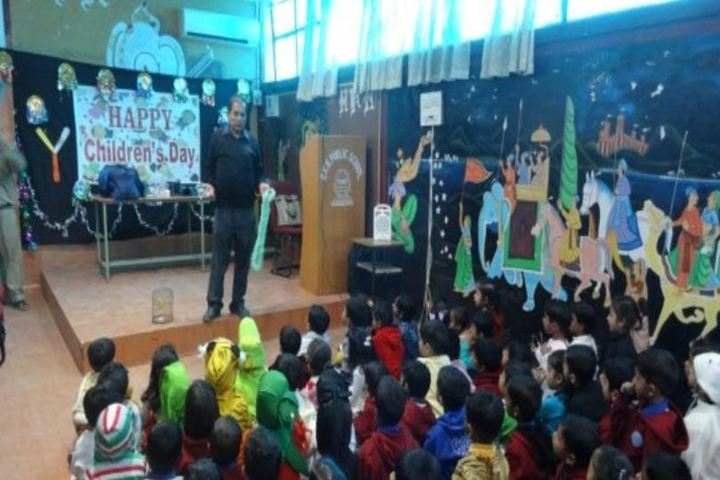 H K H Public School-Event