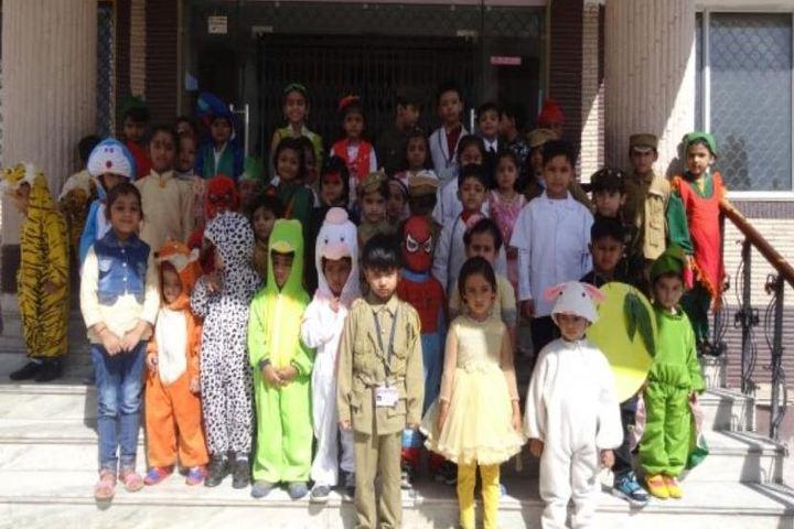 H K H Public School-Fancy Dress