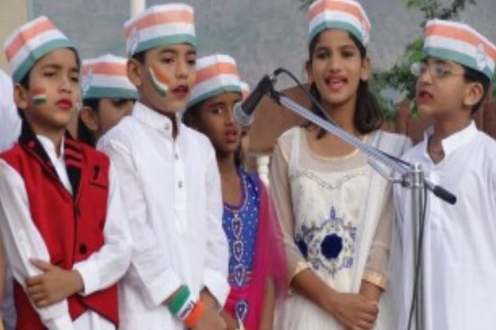 H K H Public School-Independence Day