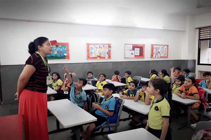 Rustomjee Cambridge International School-Class Room